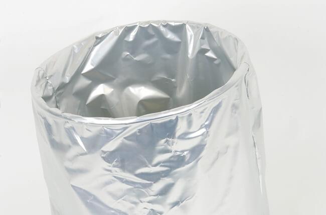 Vapor Barrier Drum & Pail Liners from 3D Barrier Bags Inc