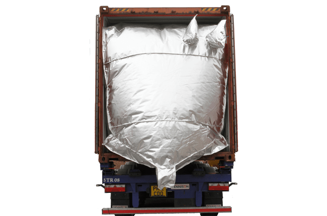 ISO Container Liners From 3D Barrier Bags Inc